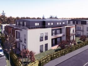 Construction d'un ensemble immobilier de 75 lots