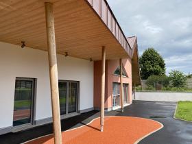 Construction d'une structure d'accueil petite enfance