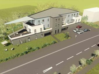 Construction d'un bâtiment de 12 logements collectifs