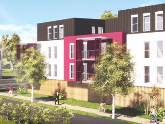 Construction de 28 logements collectifs