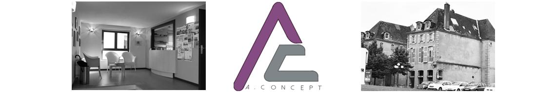 A-Concept Cabinet d'Architecture à Nancy et Metz